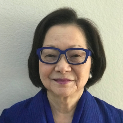 Headshot of Dale Satake, chair of AAUW's 2019-20 Advancement Committee
