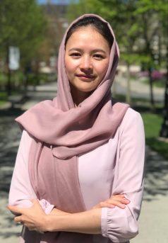 AAUW 2020-21 International Fellow Adela Habib