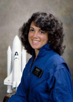 Astronaut Judith Resnik, 1978