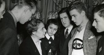 Austrian physicist Lise Meitner