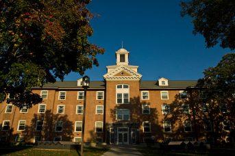 university building at St. Cloud State University