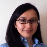 Head shot of 2011-12 Career Development Grantee Keiko Petrosky