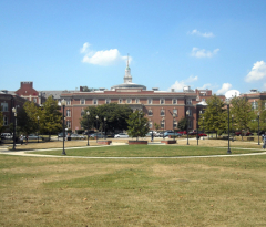 Howard University Quad