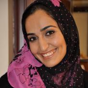 Head shot of 2015-16 International Fellow Mahnaz Rezaie