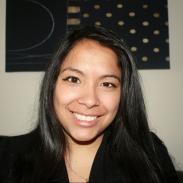 Head shot of 2013-14 International Fellow Sofia Espinoza Sanchez