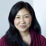 head shot of 2003-4 Selected Professions Fellow Joyce Kim