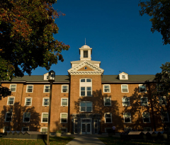 university building at St. Cloud State University