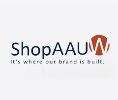 ShopAAUW: It's where our brand is built.