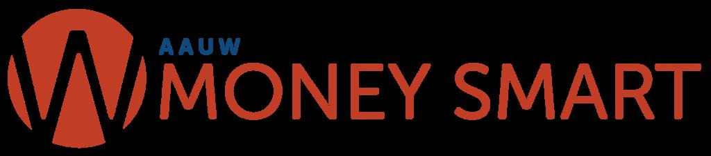 AAUW Money Smart logo